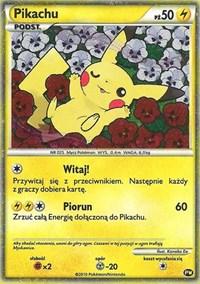 Pikachu (Polish), Pokemon, Pikachu World Collection Promos