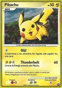 Pikachu (Portuguese), Pokemon, Pikachu World Collection Promos