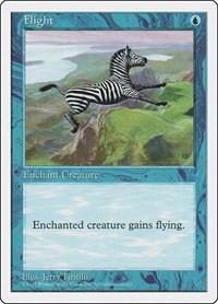 Flight, Magic: The Gathering, Fifth Edition