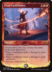 Fiery Confluence, Magic: The Gathering, Signature Spellbook: Chandra