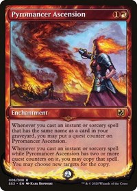 Pyromancer Ascension, Magic: The Gathering, Signature Spellbook: Chandra