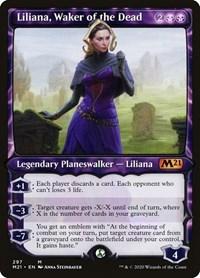 Liliana, Waker of the Dead (Showcase)