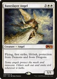 Baneslayer Angel, Magic: The Gathering, Core Set 2021
