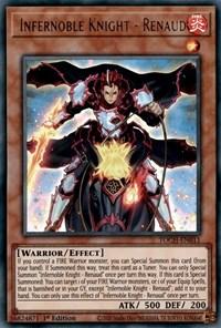 Infernoble Knight - Renaud, YuGiOh, Toon Chaos