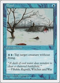 Flood, Magic: The Gathering, Fifth Edition