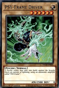 PSY-Frame Driver, YuGiOh, Toon Chaos