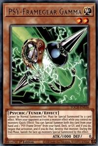 PSY-Framegear Gamma, YuGiOh, Toon Chaos