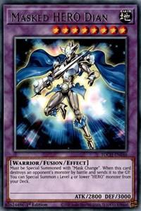 Masked HERO Dian, YuGiOh, Toon Chaos