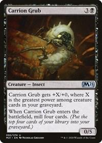 Carrion Grub, Magic: The Gathering, Core Set 2021