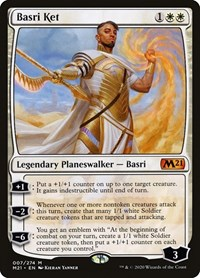 Basri Ket, Magic, Core Set 2021