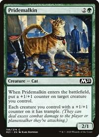 Pridemalkin, Magic: The Gathering, Core Set 2021