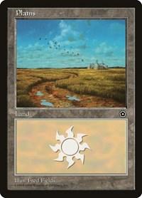 Plains (162), Magic: The Gathering, Portal Second Age
