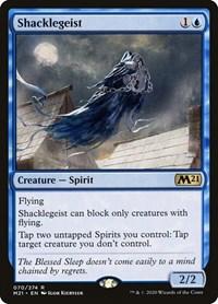 Shacklegeist, Magic: The Gathering, Core Set 2021