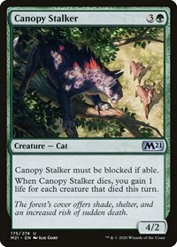 Canopy Stalker, Magic: The Gathering, Core Set 2021