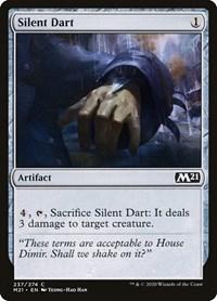 Silent Dart, Magic: The Gathering, Core Set 2021
