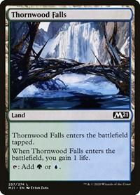 Thornwood Falls, Magic: The Gathering, Core Set 2021
