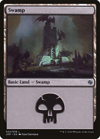 Swamp, Magic: The Gathering, Jumpstart
