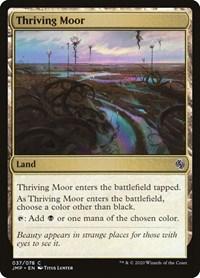 Thriving Moor, Magic: The Gathering, Jumpstart