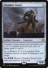 Chamber Sentry, Magic, Jumpstart