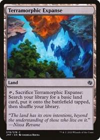 Terramorphic Expanse, Magic, Jumpstart