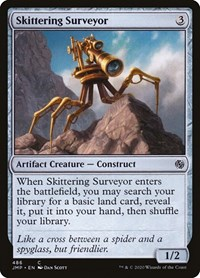Skittering Surveyor, Magic: The Gathering, Jumpstart