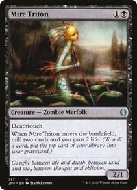 Mire Triton, Magic: The Gathering, Jumpstart