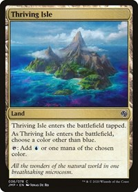 Thriving Isle, Magic: The Gathering, Jumpstart