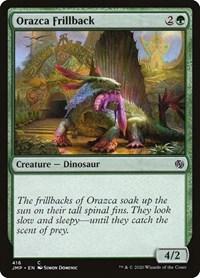 Orazca Frillback, Magic: The Gathering, Jumpstart