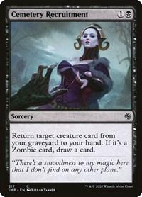 Cemetery Recruitment, Magic, Jumpstart