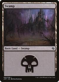 Swamp (60), Magic: The Gathering, Jumpstart