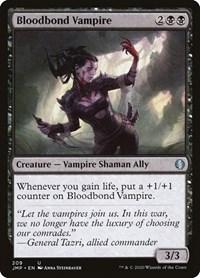 Bloodbond Vampire, Magic: The Gathering, Jumpstart
