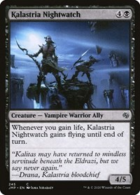 Kalastria Nightwatch, Magic, Jumpstart