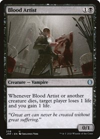 Blood Artist, Magic: The Gathering, Jumpstart