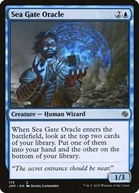 Sea Gate Oracle, Magic: The Gathering, Jumpstart