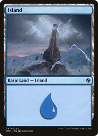 Island (47), Magic: The Gathering, Jumpstart