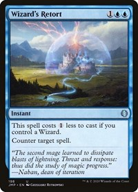 Wizard's Retort, Magic, Jumpstart