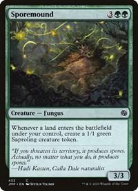 Sporemound, Magic: The Gathering, Jumpstart