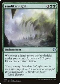 Zendikar's Roil, Magic: The Gathering, Jumpstart