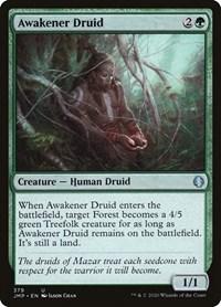 Awakener Druid, Magic: The Gathering, Jumpstart