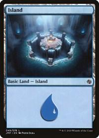Island (49), Magic: The Gathering, Jumpstart