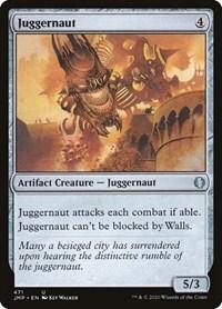 Juggernaut, Magic: The Gathering, Jumpstart