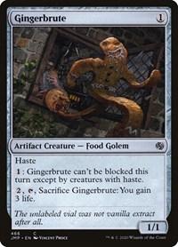 Gingerbrute, Magic: The Gathering, Jumpstart