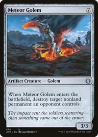 Meteor Golem, Magic: The Gathering, Jumpstart
