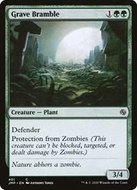 Grave Bramble, Magic: The Gathering, Jumpstart
