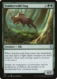 Somberwald Stag, Magic: The Gathering, Jumpstart