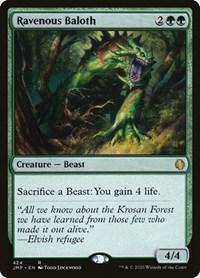 Ravenous Baloth, Magic, Jumpstart