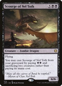 Scourge of Nel Toth, Magic, Jumpstart