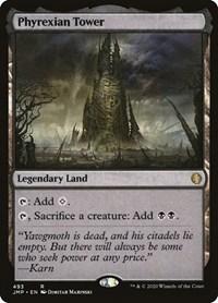 Phyrexian Tower, Magic: The Gathering, Jumpstart