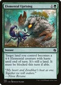Elemental Uprising, Magic, Jumpstart