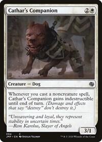 Cathar's Companion, Magic: The Gathering, Jumpstart